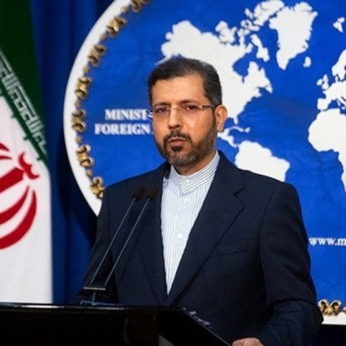 واکنش خطیب زاده به قطعنامه جدید علیه ایران