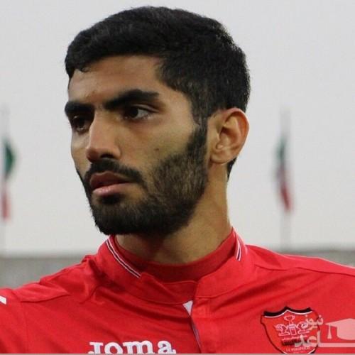 واکنش محمد انصاری؛ مدافع پرسپولیس به مدل موی هوادار نوجوان