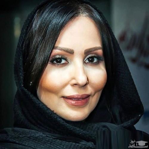 واکنش پرستو صالحی به عکس لو رفته از همسر سابقش