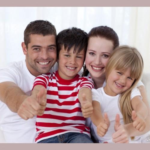 ۵۰ ویژگی یک خانواده باحال و موفق