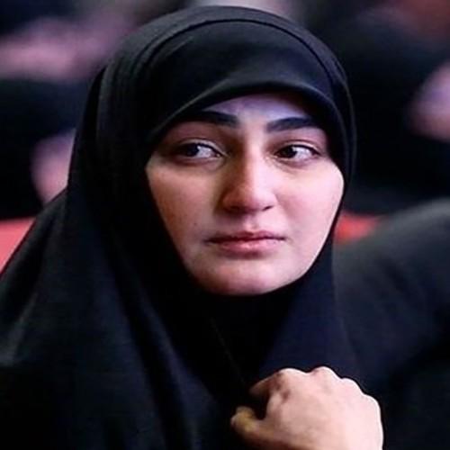 (فیلم) وقتی شهید سلیمانی اجازه پذیرایی شدن از دخترش را در محل کار نداد