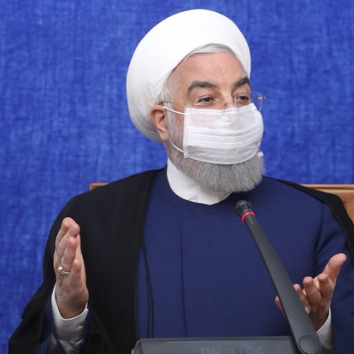 World must be made aware of Trump's inhumane crime against Iranian nation: President Rouhani