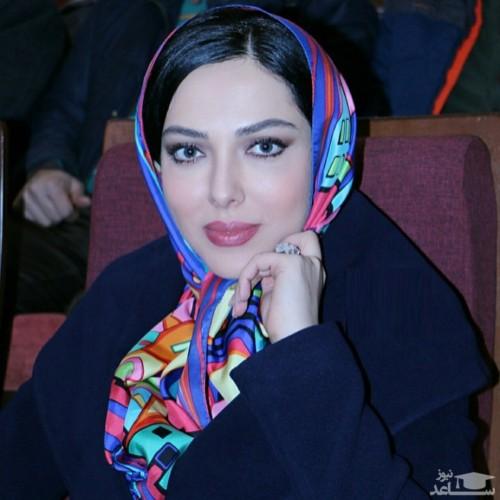 ظاهر متفاوت و زیبای لیلا اوتادی