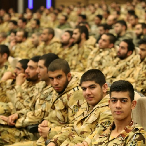 اعلام زمان آموزش نظامی اعضای هیئت علمی طرح سربازی