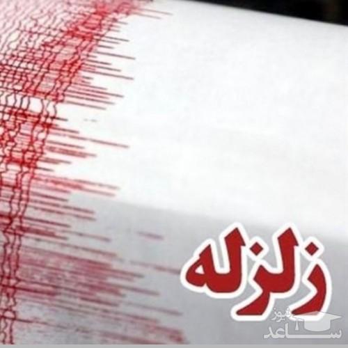 زلزله ۵.۲ ریشتری در استان گلستان