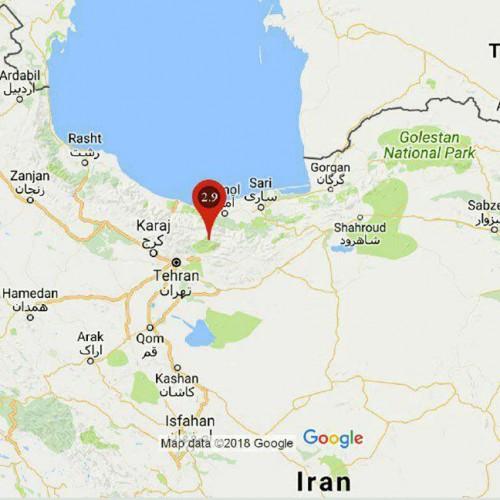 زلزله تهران دقایقی پیش رخ داد + جزییات