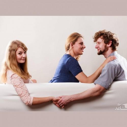 زنانی که شوهرشان را مجبور به خیانت می کنند !!