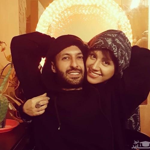 زندگی خصوصی حسام محمودی و همسرش + عکس های جذاب و دیدنی