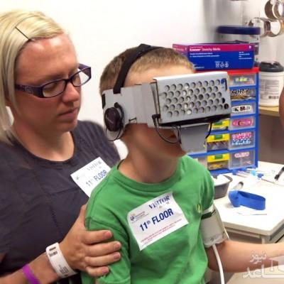 با این فناوری آمپول زدن برای کودکان راحت شد!