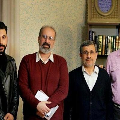 مشاور احمدی نژاد رابط آمدنیوز از آب درآمد!