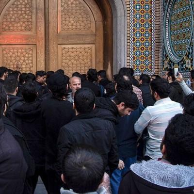 دستگیری ۱۱ نفر در پی هتک حرمت به حرم در قم