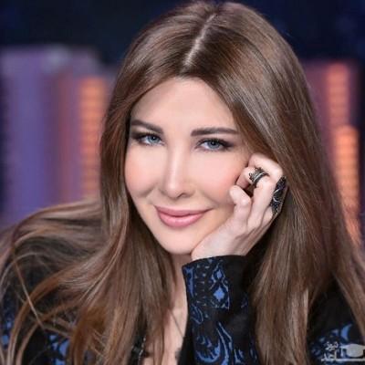 لباس گرانقیمت نانسی عجرم در کنسرت عربستان