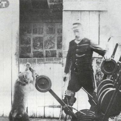 جک؛ میمونی که کارمند رسمی راهآهن ش