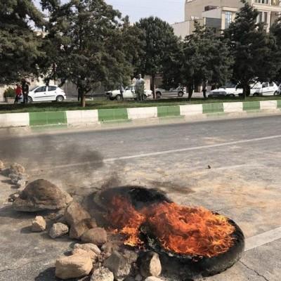 (فیلم) روایت و تصاویر هولناک از حمله آشوبگران به حوزه علمیه بانوان