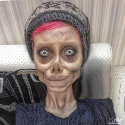 «سحر تبر» در زندان مبتلا به کرونا شد