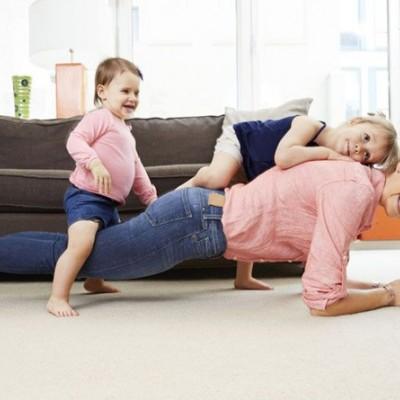 10 روش برای سرگرم کردن کودکان در قرنطینه خانگی