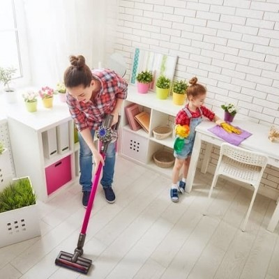 افراد شاغل چطور میتوانند خانه خود را تمیز نگه دارند؟