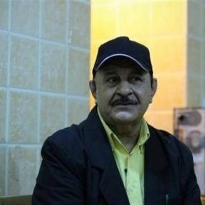 (فیلم) اشکهای تلخ غلامحسین لطفی بازیگر سینما و تلویزیون