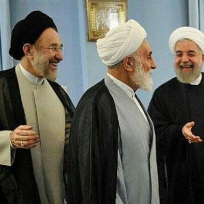 دیدار انتخاباتی محمد خاتمی با روحانی؟