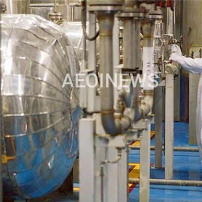 ایران رسما غنیسازی در فردو را آغاز کرد