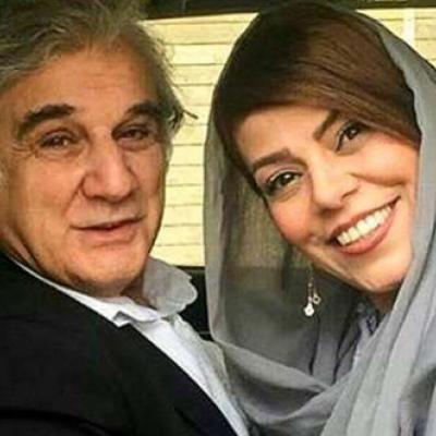 پست عاشقانه مهنوش صادقی برای تبریک تولد مهدی هاشمی