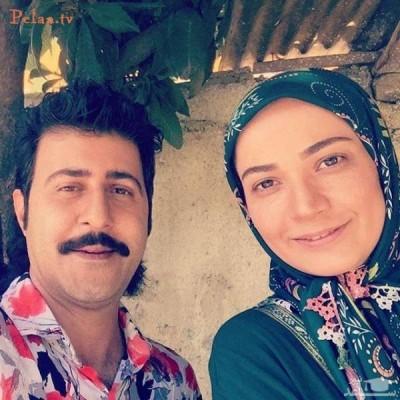 (فیلم) هومن حاجی عبداللهی : سکانسی که به فهیمه گفتم آبجی واقعا گریه کردم!