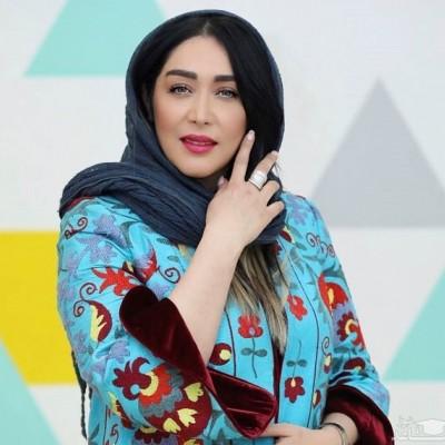 میکاپ زیبای سارا منجزی پور