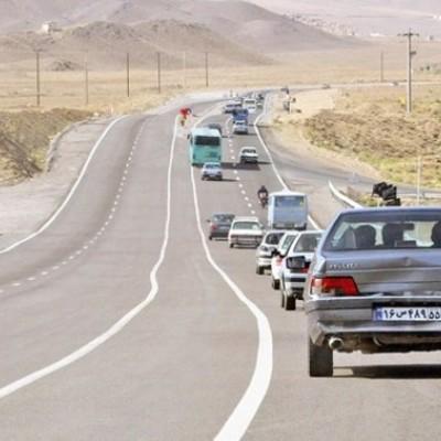 جاده «تلو» به خاطر کنترل کرونا بسته شد