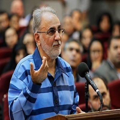 حضور دوباره پسر میترا استاد در دادگاه نجفی