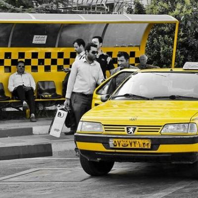 ممنوعیت سوار کردن ۳ مسافر در صندلی عقب تاکسیها!