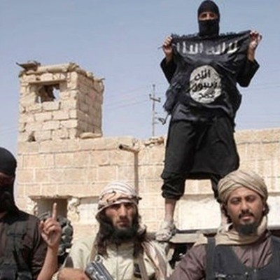 عکس 2 فرمانده کرد سوریه که داعش امروز اعدام کرد