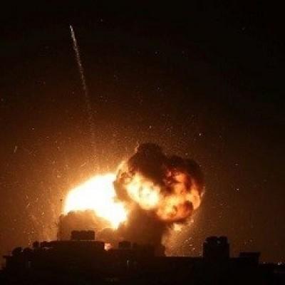 حمله آمریکا به مواضع حشدالشعبی در عراق