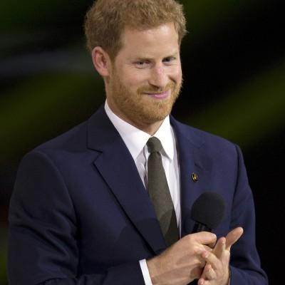 تیپ شاهزاده هری بعد از جدایی از خانواده سلطنتی