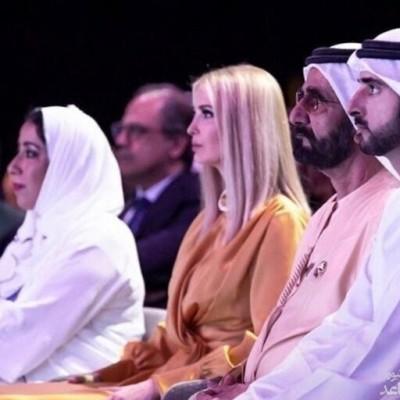 حاکم دبی چرا دست به دامن ایوانکا ترامپ شد | ارتباطی با خواهر پادشاه اردن دارد؟