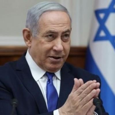 درخواست نتانیاهو از مکرون برای تحریم ایران