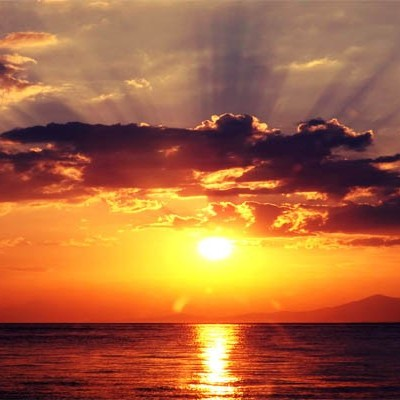 دیدن خورشید در خواب چه تعبیری دارد؟ /  تعبیر خواب آفتاب