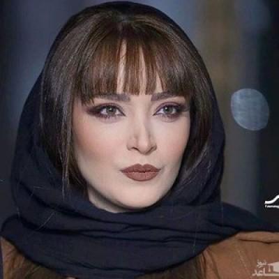 مهراوه شریفی نیا،بهنوش طباطبایی و الهام پاوه نژاد در پشت صحنه تئاتر