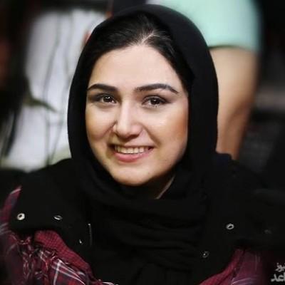ژست عجیب باران کوثری در جشنواره فجر