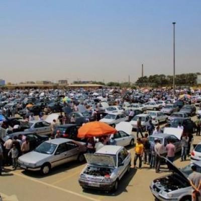 وضعیت بازار خودرو در آخرین روز هفته