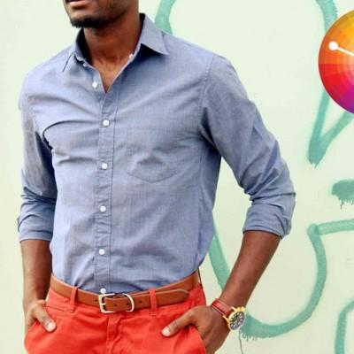 چگونه رنگ لباس هایمان را با هم ست و متناسب کنیم؟