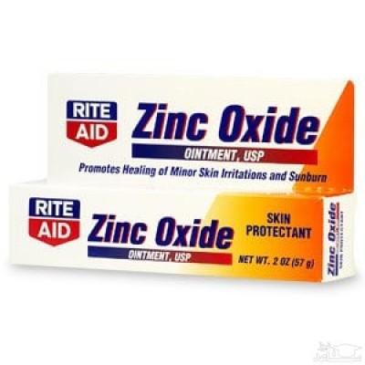 عوارض و موارد مصرف پماد زینک اکساید