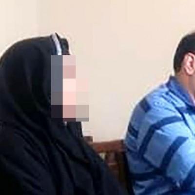 زن خائن تهرانی همکار مردش را به خانه اش برد ! / نمی دانستم مهناز شوهر دارد