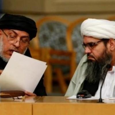 طالبان توافق با آمریکا درباره حکومت موقت افغانستان را تکذیب کرد