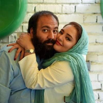 پست اینستاگرامی علی اوجی به مناسبت تولد نرگس محمدی
