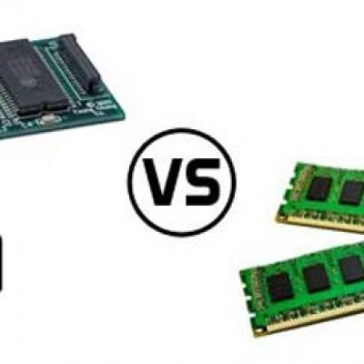 تفاوت ROM و RAM چیست؟