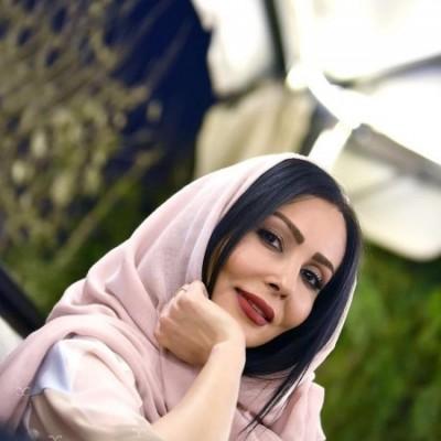 چالش بالش پرستو صالحی به روش سریال های ایرانی