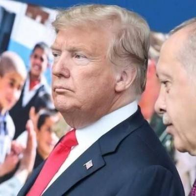 پاسخ ترکیه به نامه ترامپ: به سطل آشغال انداختیم!