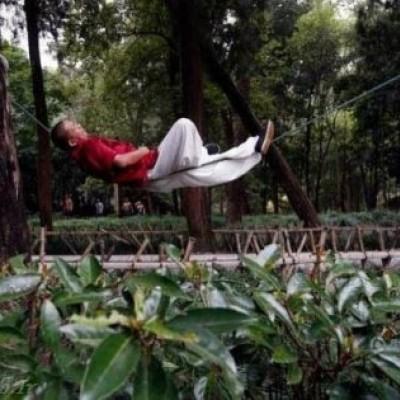 مردی که جالب ترین خواب دنیا را دارد