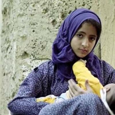 روایت دختری که در ۱۲ سالگی بیوه شد