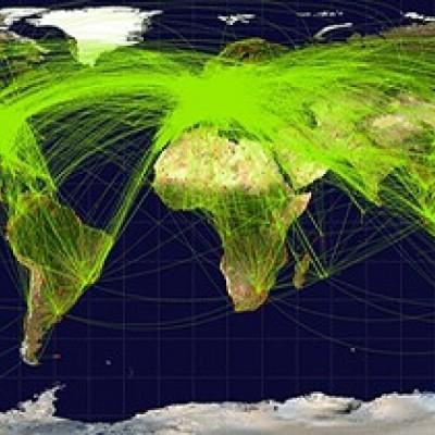 (فیلم) ویروسی که یک تنه تمامی خطوط هوایی اروپا را زمین گیر کرد